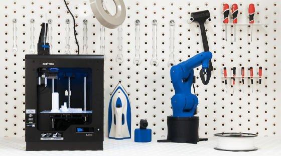 Tanie drukarki firmy Zortrax zdobywają bardzo dobre opinie wśród użytkowników.