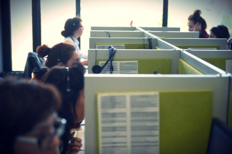 Pracownice Call-Center za miesiąc pracy dostały tylko 300zł.