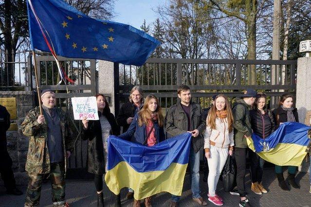 Wojna to jeden z powodów, dla których Ukraińcy decydują się na przyjazd do Polski
