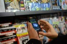Samsung jest najczęściej podrabianą marką smartfonów.