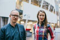 Dr Anna Ogar i dr Maciej Długosz to twórcy i zarządzający start-upu Insignes Labs.