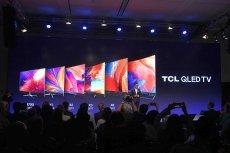 TCL to trzeci co do wielkości producent telewizorów na świecie