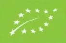 Symbol ekologicznej żywności obowiązujący w Unii Europejskiej to zielony liść ułożony z 12 gwiazdek