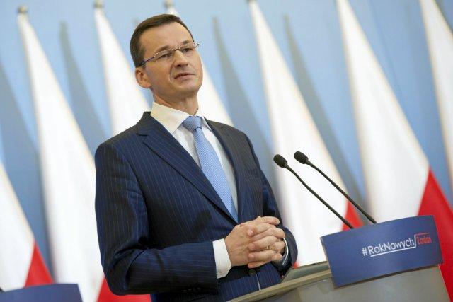 Mateusz Morawiecki, wprowadzając nowe przepisy podatkowe, wytacza walkę dłużnikom.