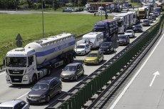Policja będzie miała nowe zadanie - ma pomagać ludziom uwięzionym w korkach na autostradach