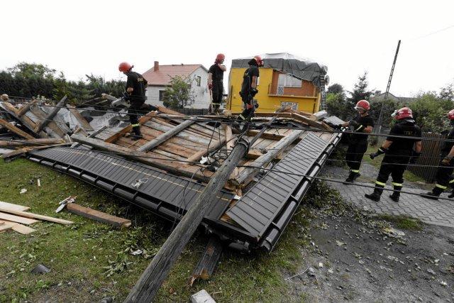 Dr Mateusz Taszarek zapowiada w Polsce tornado trzeciej lub czwartej kategorii