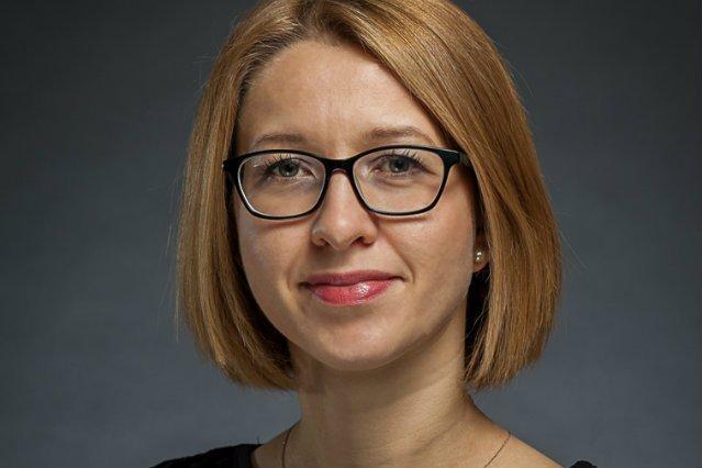 Dr Katarzyna Siuzdak.
