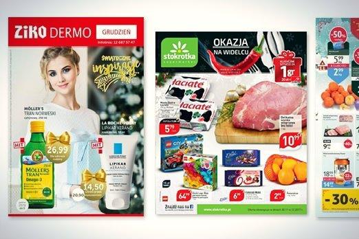 Cyfrowe gazetki promocyjne cieszą się w Polsce większą popularnością niż kiedykolwiek wcześniej