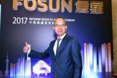 Guo Guangchang, jeden z najbogatszych Chińczyków chce kupić BPH