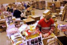 Magazyny niegdysiejszej potęgi handlu w sieci, sklepu Merlin.