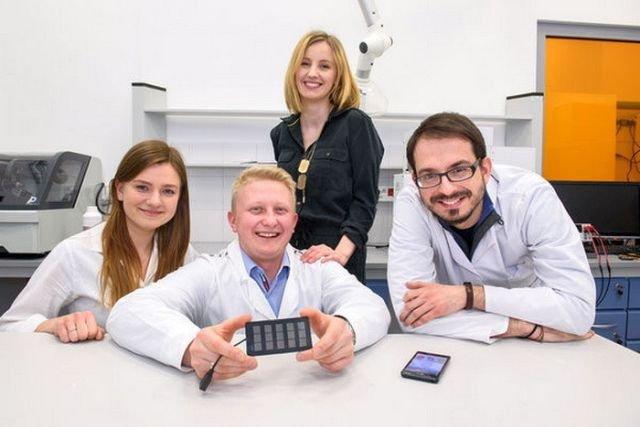 Zespół Saule Technologies, polskiego start-upu pod wodzą dr Olgi Malinkiewicz, w ciągu najbliższego roku uruchomi linię produkcyjną najnowocześniejszych ogniw słonecznych na świecie.