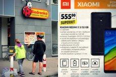 Superhit! Xiaomi Redmi 5 za jedyne 555 zł. Ale gdy chwilę poszukać, to ani hit, ani super.