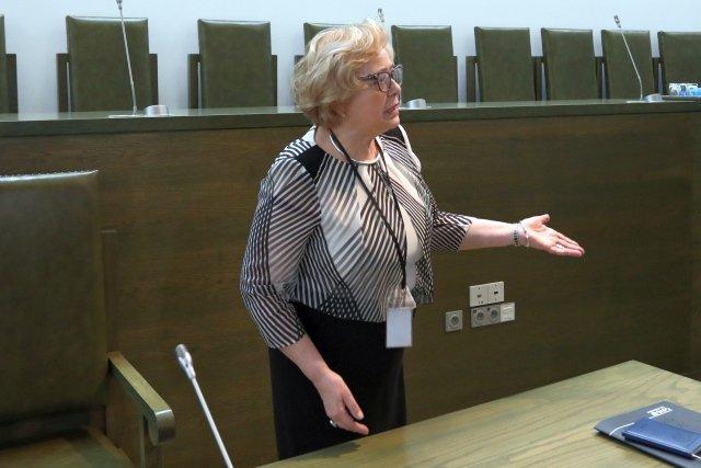 Sąd Najwyższy. Jeśli prezes Sądu Najwyższego, Małgorzata Gersdorf, straci stanowisko, rząd zyska pełną kontrolę nad przedsiębiorcami