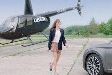 W 7 polskich miastach Uber weźmie na krótki przelot po 10 osób lub par