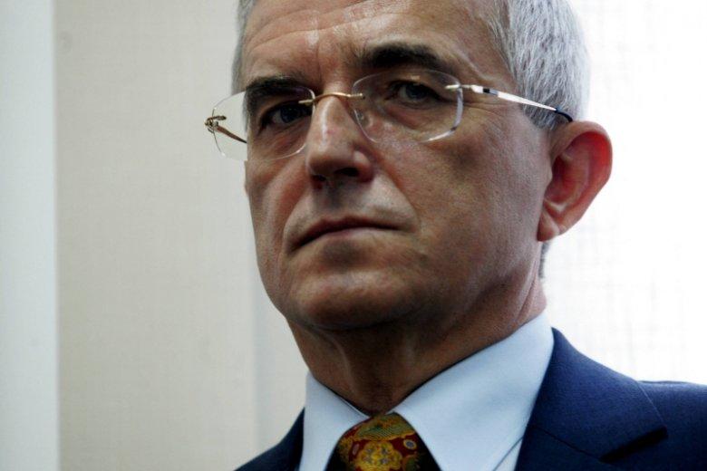 Andrzej Modrzejewski, zatrzymany w 2002 r. prezes PKN Orlen. Jego batalia w sądach trwała niemal dekadę.
