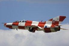 Chorwacji MiG-21