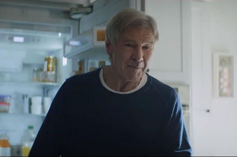 Jedną z gwiazd które wystąpiły w reklamach jest aktor Harrison Ford