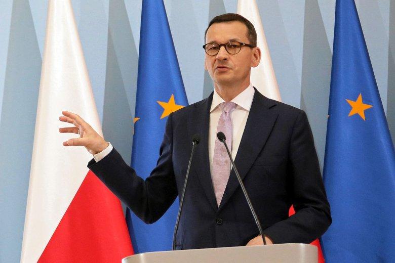 Czy Morawiecki obiecał Pence'owi rezygnację z podatku cyfrowego? Organom UE mówi coś innego
