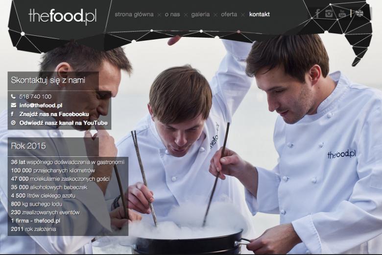 Chłopaki z The Food są coraz lepsi, a ich kuchnia bogatsza o nowe eksperymentalne dania