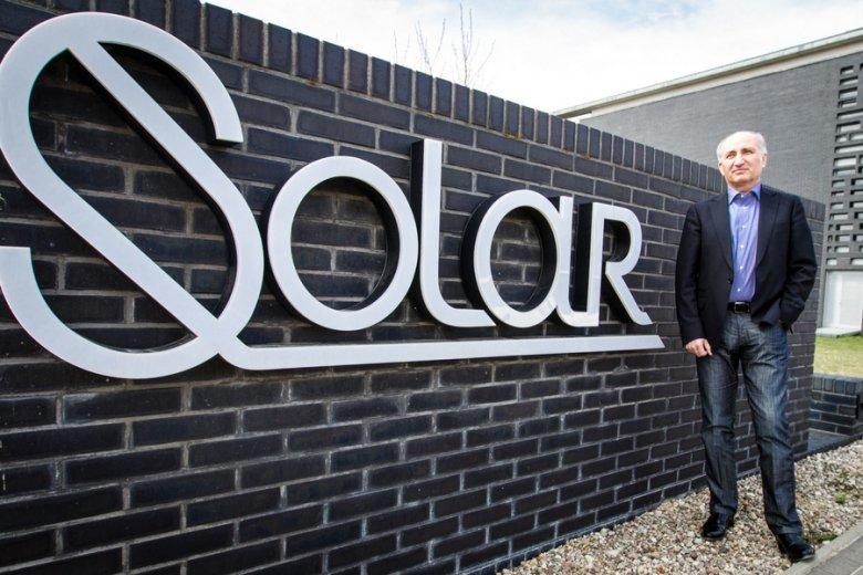 """Firma Solar Company została w 2015 r. ukarana przez KNF za """"niedopełnienie obowiązków informacyjnych""""."""
