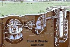 W USA można kupić silos na rakiety jądrowe za jedyne 1,5 mln zł.