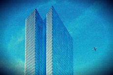 Wizualizacja budynku, którego właścicielem będzie spółka Srebrna.