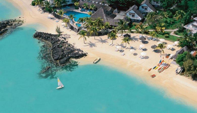 Tak wygląda plaża na Mauritiusie. Oprócz pięknych plaż ten kraj posiada gospodarkę prężniejszą niż amerykańska, przynajmniej wedug rankingu RWG