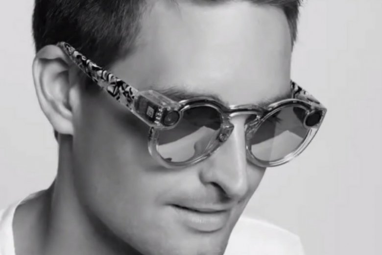 Evan Spiegel, szef Snapchata.