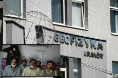 Zła passa Geofizyki Kraków trwa nawet po tym, jak firma została zlikwidowana.