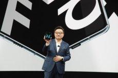 Rozkładany telefon Samsunga został zaprezentowany podczas oficjalnej prezentacji