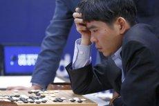 Lee Se-dol z Korei Południowej, mistrz Go. Zakończył karierę, bo pokonała go sztuczna inteligencja.