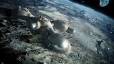 Na samym początku górnictwo kosmiczne będzie dostarczać surowców niezbędnych do eksploracji kosmosu.