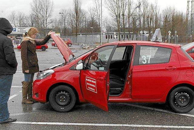 Prawo jazdy zdaje średnio 35 proc. podchodzących do egzaminu