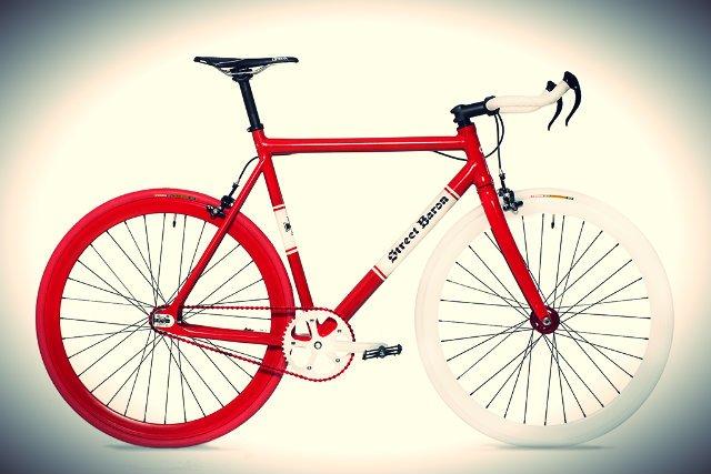 Miejski sportowy rower Street Baron.