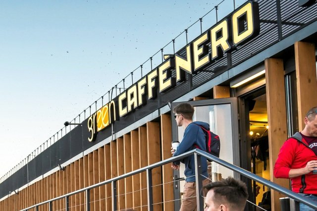 Przedstawiciele Green Caffè Nero zapewniają, że sytuacja z zatruciami została opanowana