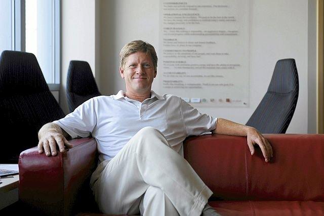 Henry McGovern założył AmRest w 1993 roku we Wrocławiu