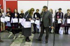 Wręczenie nagród dla studentów za najlepsze dyplomy Uniwersytetu Artystycznego w Poznaniu. Niestety, szanse artystów na rynku pracy są mizerne.