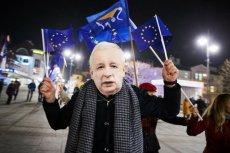 Demonstracja w Sopocie w czwartkowy wieczór.
