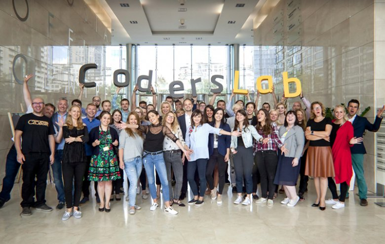 Zespół szkoły programowania Coders Lab