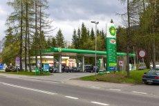 Stacja BP w Zakopanem