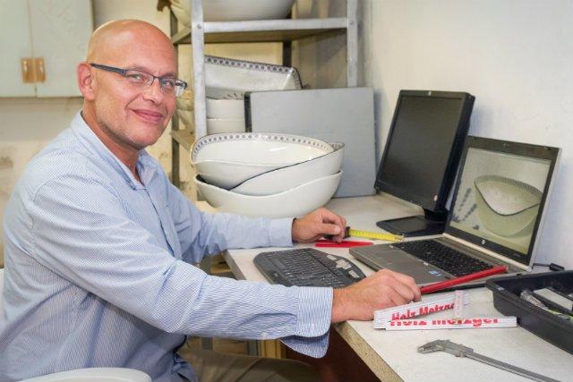 Mariusz Jaraczewski, twórca firmy 50cats