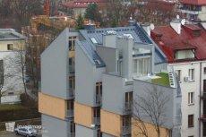 Wspaniałe apartamenty z widokiem na... sąsiada.