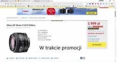 Superpromocja na stronie RTV Euro AGD okazała się pomyłką?
