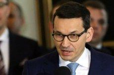 Podczas spotkania z mieszkańcami Pelpina premier Morawiecki zauważył, że w Polsce brakuje 30 tys. lekarzy.