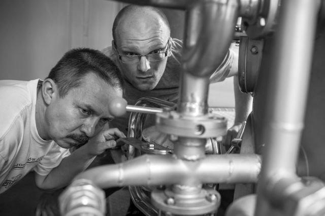 Arek Suchecki i Jacek Stachowski, udowodnili, że do otwarcia popularnego browaru nie trzeba wielkich pieniędzy.