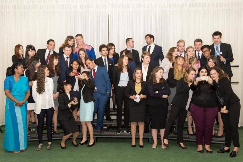 Kulminacyjnym punktem pracy Młodzieżowego Delegata jest spotkanie z Sekretarzem Generalnym ONZ.