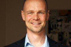 Rafał Goralski, założyciel GeoVS Ltd.