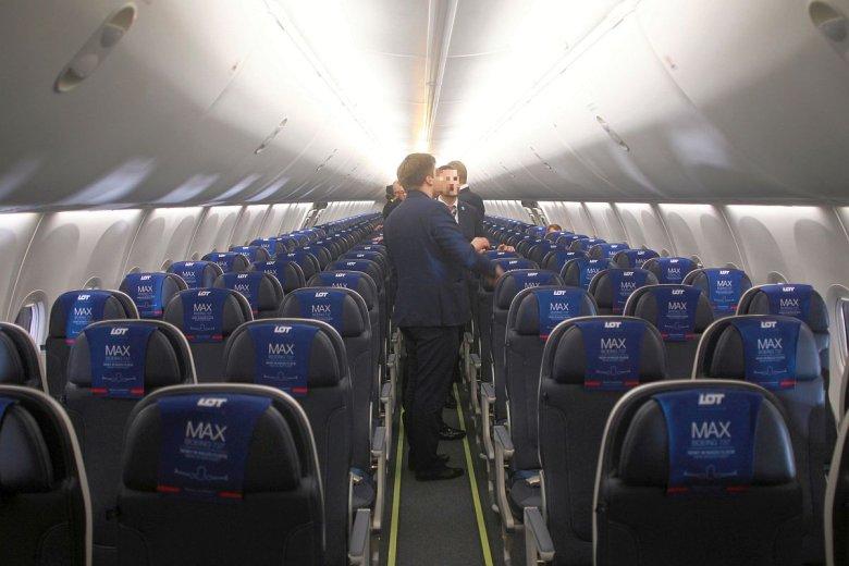 Samoloty LOT z Budapesztu do USA latają w połowie puste, w najgorszych miesiącach wypełnienie pokładu sięga ledwie 24 proc.