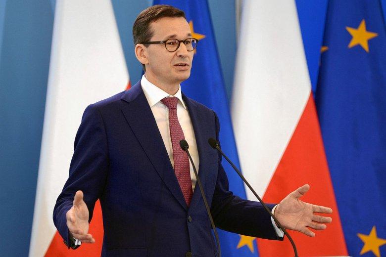 Podwyższenie płacy minimalnej do 1774 złotych na rękę w przyszłym roku to według premiera Morawieckiego... program 700+.