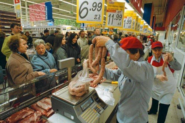 Żywność sprzedawana za pośrednictwem platformy Outlet Spożywczy pochodzi zarówno od producentów, jak i dystrybutorów.